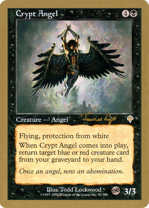 Crypt Angel (WC01)
