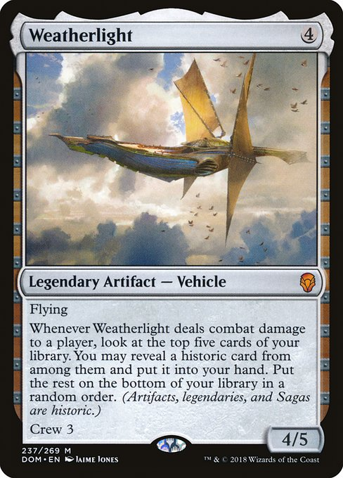 Weatherlight (DOM)