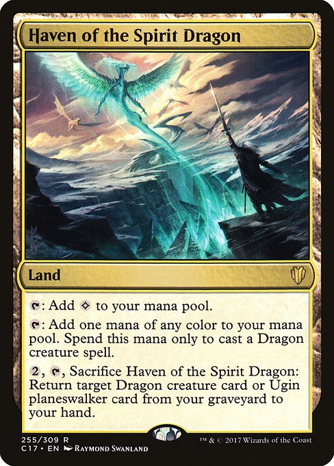 Haven of the Spirit Dragon (C17)