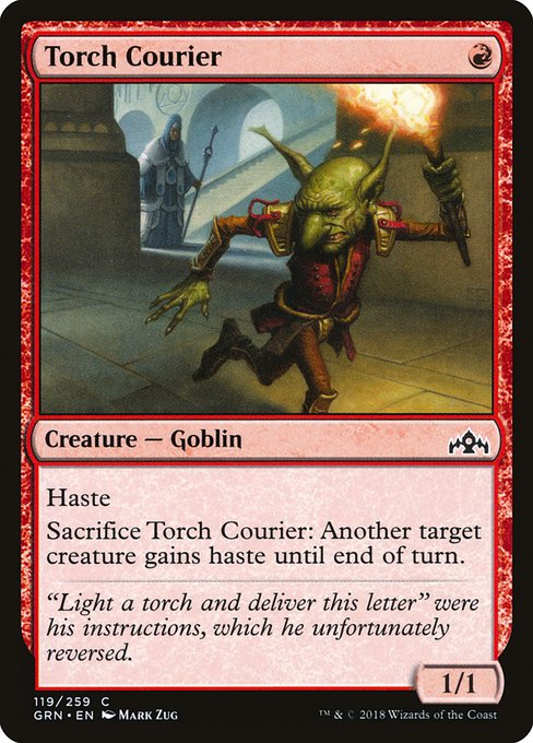 Torch Courier (GRN)
