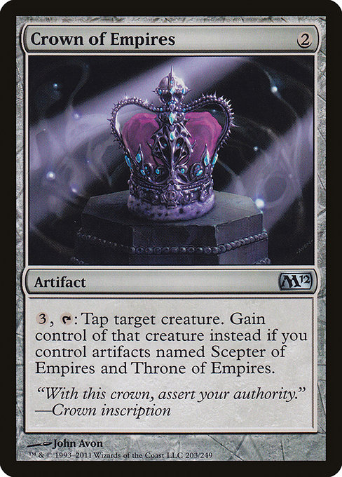 Crown of Empires (M12)