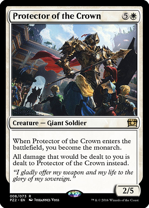 Protector of the Crown (PZ2)