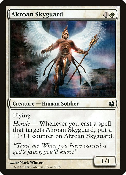 Akroan Skyguard (BNG)