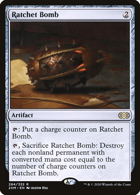 Ratchet Bomb (2XM)
