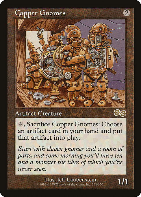 Copper Gnomes (USG)