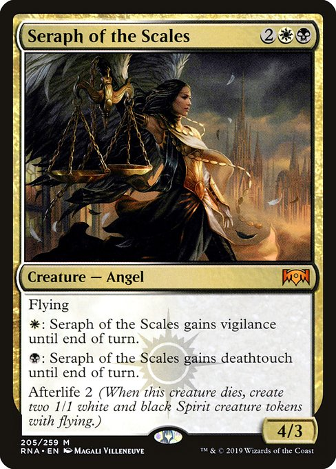 Seraph of the Scales