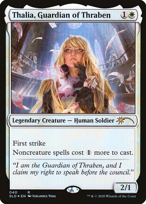 Thalia, Guardian of Thraben (SLD)