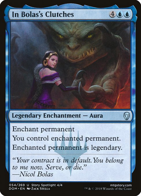 In Bolas's Clutches (DOM)