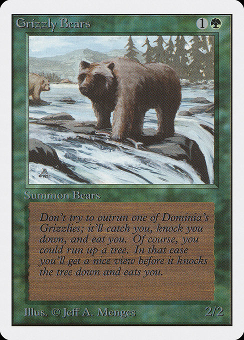 Grizzly Bears (2ED)