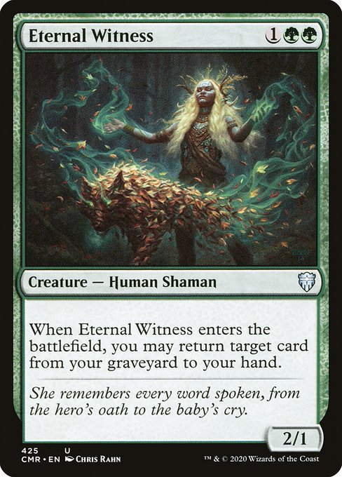 Eternal Witness (CMR)