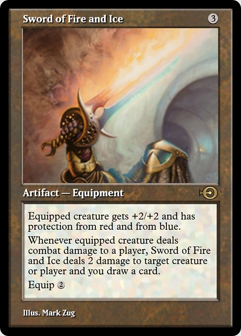 Sword of Fire and Ice (PRM)