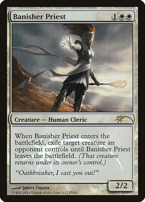 Banisher Priest (F14)