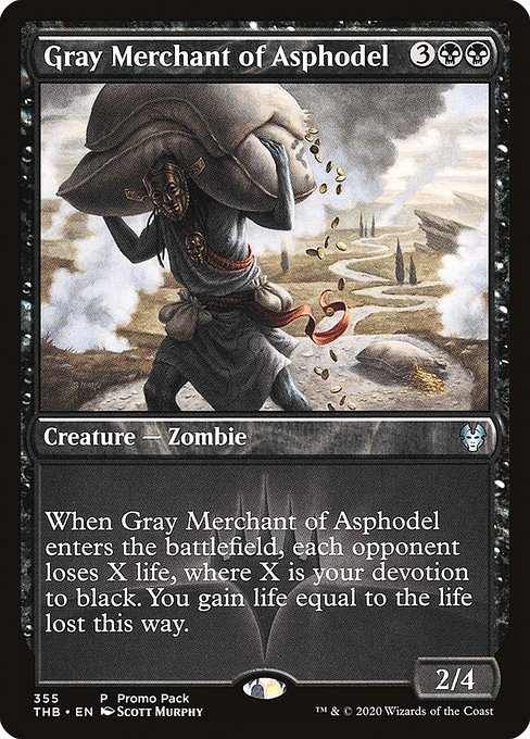 Gray Merchant of Asphodel (THB)