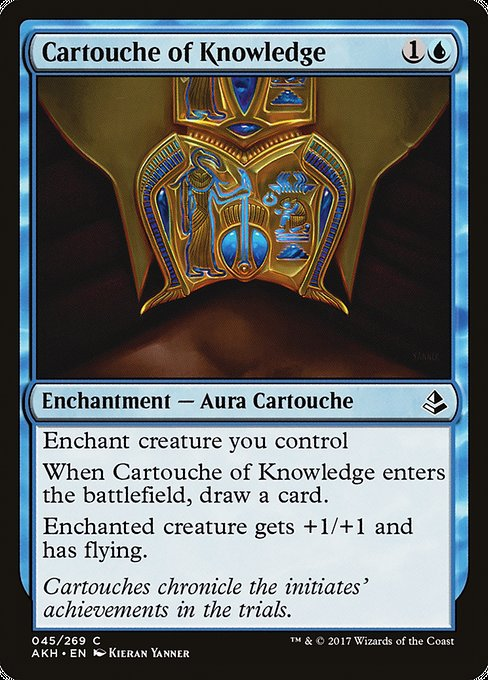 Cartouche of Knowledge (AKH)
