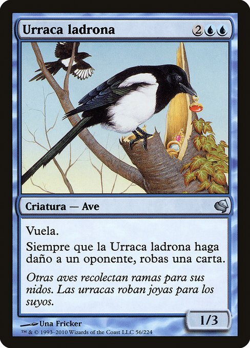 Thieving Magpie (PS11)