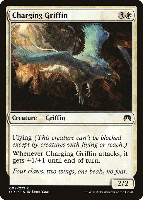 Charging Griffin (ORI)