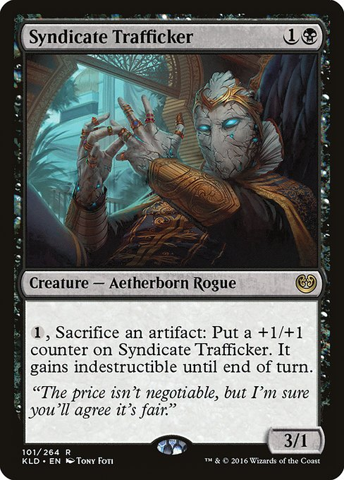 Syndicate Trafficker (KLD)
