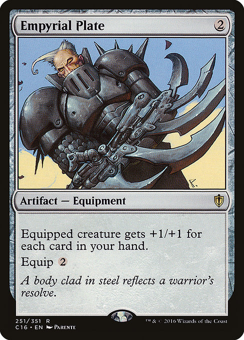Empyrial Plate (C16)