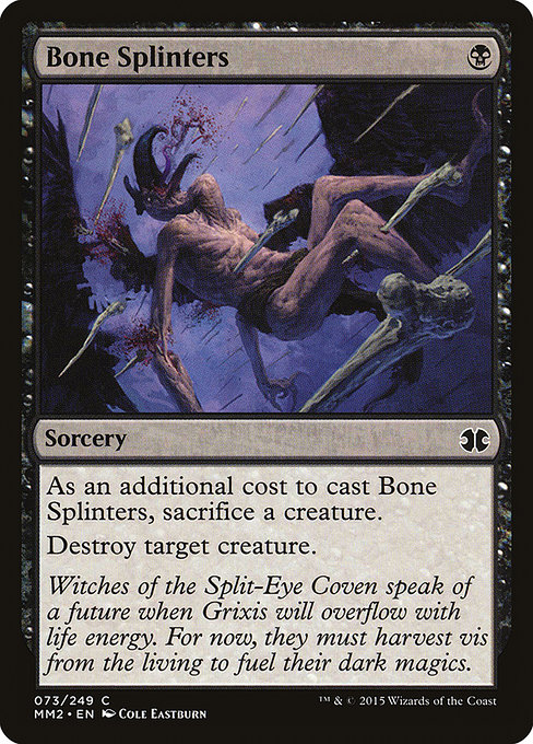 Bone Splinters (MM2)