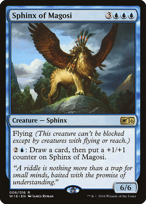 Sphinx of Magosi (W16)
