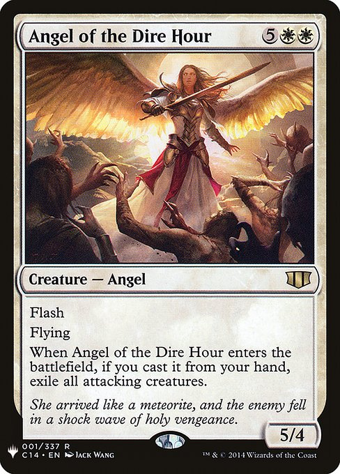 Angel of the Dire Hour (MB1)
