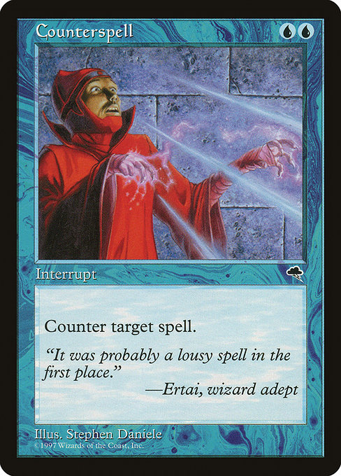 Counterspell (TMP)