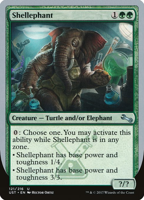Shellephant (UST)