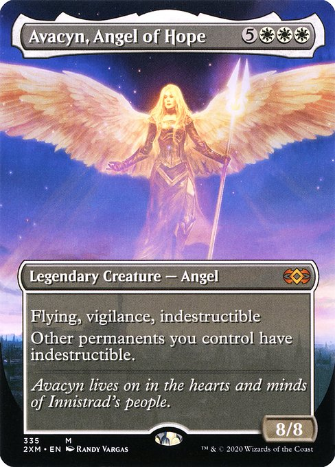 Avacyn, Angel of Hope (2XM)