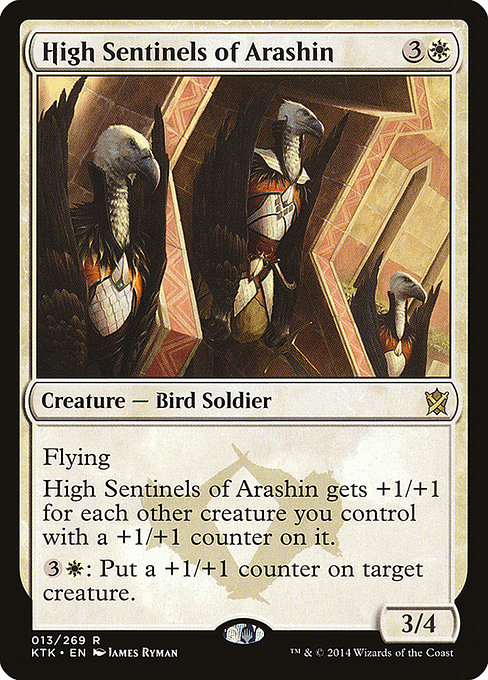 High Sentinels of Arashin (KTK)