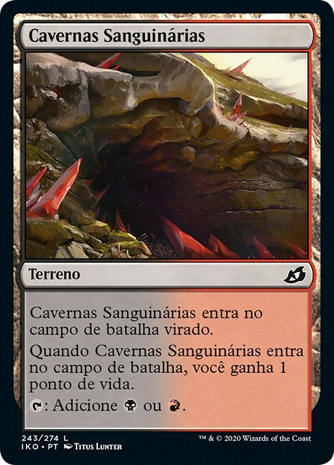 Bloodfell Caves (IKO)