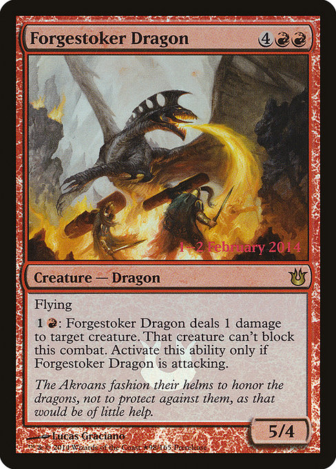 Forgestoker Dragon (PBNG)