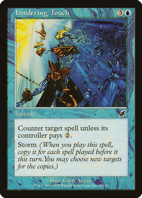 Hindering Touch (SCG)