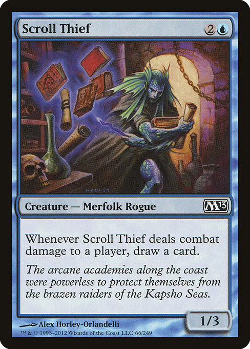 Scroll Thief (M13)