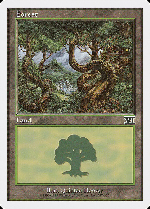 Forest - Classic Sixth Edition