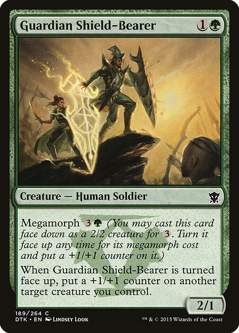 Guardian Shield-Bearer (DTK)