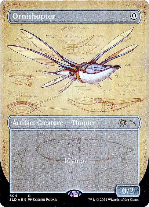 Ornithopter (SLD)