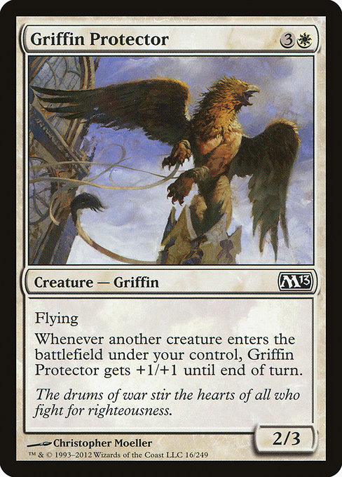 Griffin Protector (M13)