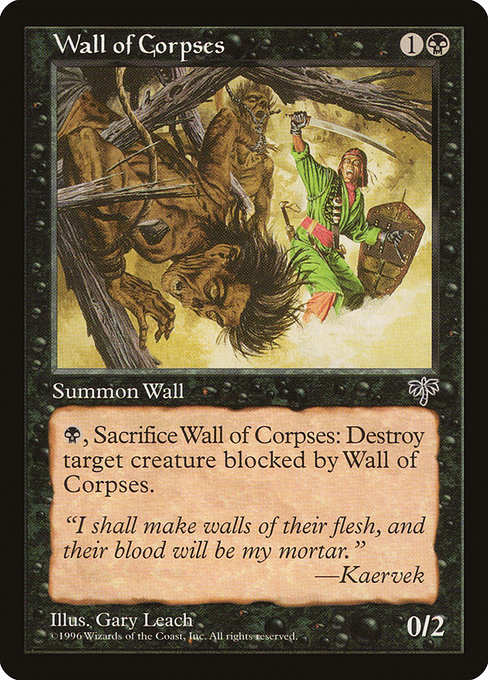 Wall of Corpses (MIR)