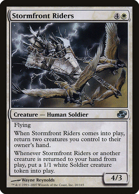 Stormfront Riders (PLC)