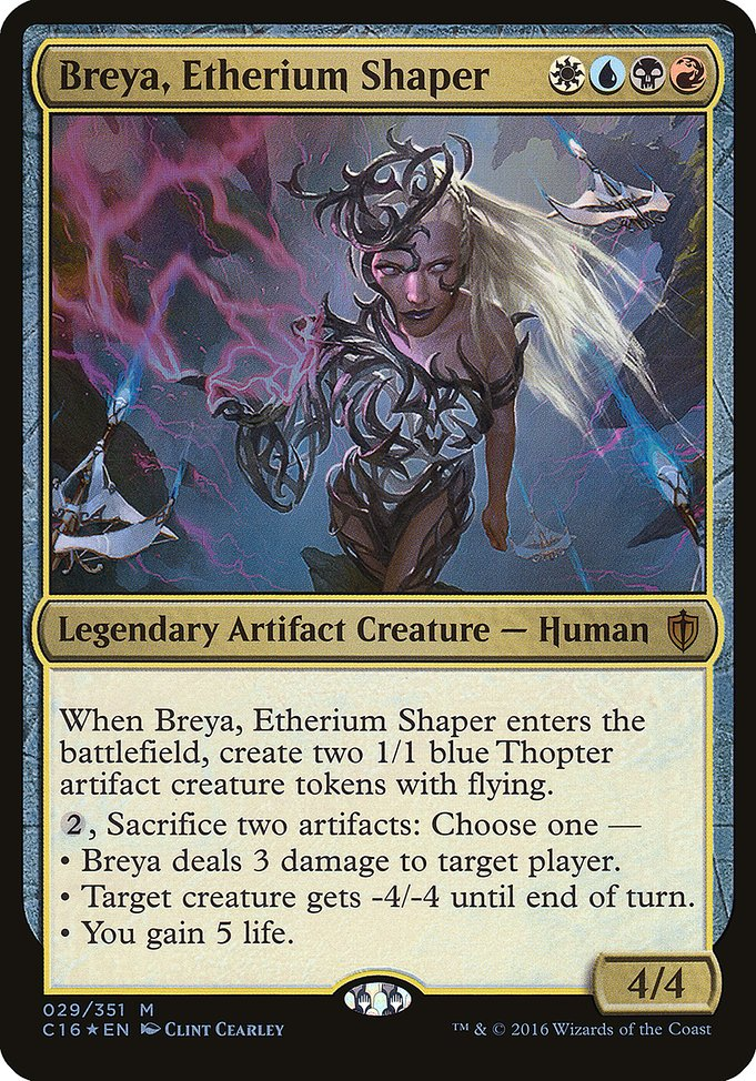 Breya, Etherium Shaper (OC16)