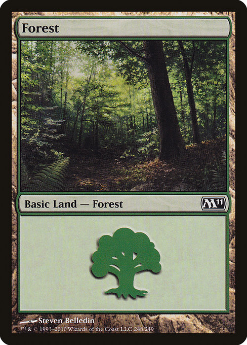 Forest (M11)