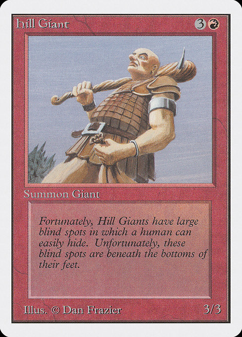 Hill Giant (2ED)