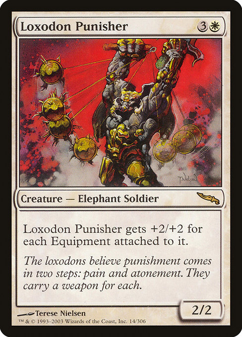 Loxodon Punisher (MRD)