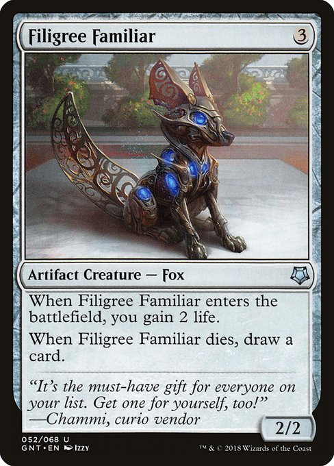 Filigree Familiar (GNT)