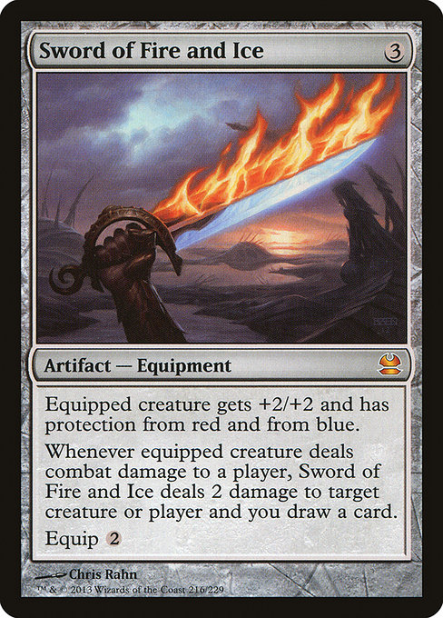 Sword of Fire and Ice (MMA)