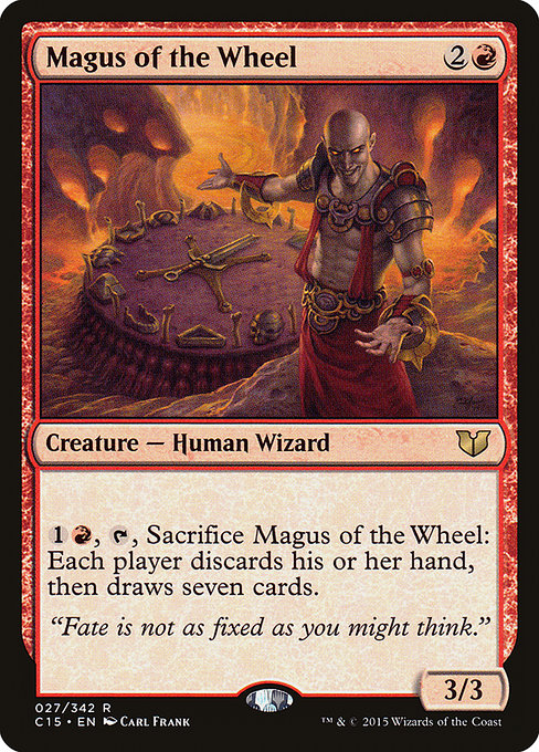 Magus of the Wheel (C15)