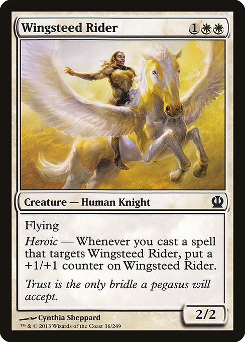 Wingsteed Rider (THS)