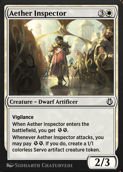 Aether Inspector (KLR)