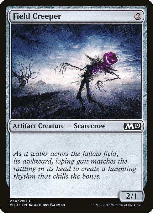Field Creeper (M19)