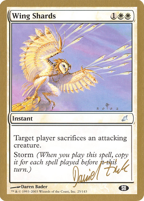Wing Shards (WC03)